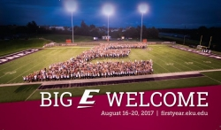 Big E Welcome August 16-20, 2017