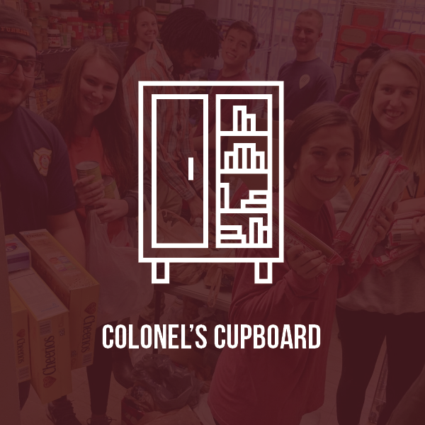 Colonel's Cupboard